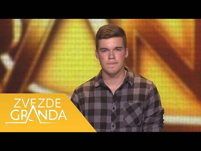 Danijel Radosevic - Dodji da ostarimo..., Da li znas - (live) - ZG 1 krug 16/17 - 08.10.16. EM 3