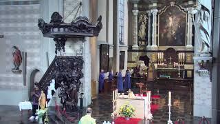 Viering Eerste Heilige Communie, zondag 6 juni., St.-Elisabethkerk Grave