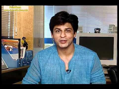 Shah Rukh Khan - IIFA 2003