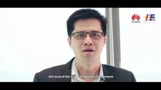 Huawei Malaysia's Employee, Choh Yau Meng, shared his thoughts for Huawei 15th anniversary