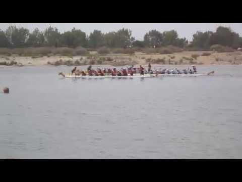 Dragon Boat Races San Diego---500 Meters Of Paddling