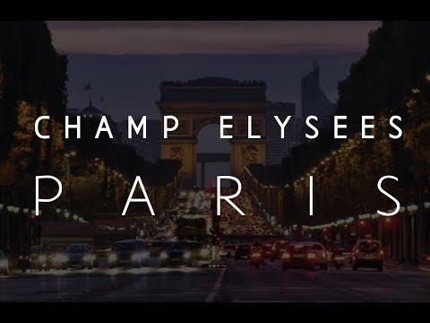 Champ Elysees  - Paris, Prancis