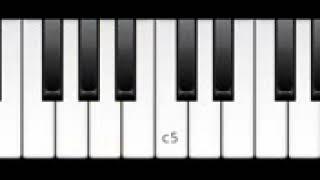 Ja Ae Chanda  Piano Tutorial  Bhojpuri Song