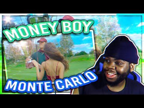 Money Boy - Monte Carlo (Offizielles Musikvideo) REACTION!!