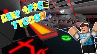 DEEP SPACE TYCOON : Roblox (Longest Tycoon) Ep. 1