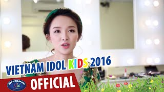 VIETNAM IDOL KIDS 2016 - THẢO MY NHẮN NHỦ EM TRAI THIÊN TÙNG