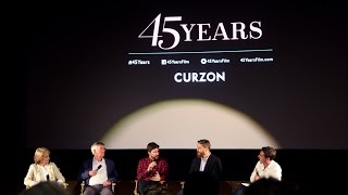 45 Years Q&A with Charlotte Rampling, Tom Courtenay, Andrew Haigh and Tristan Goligher