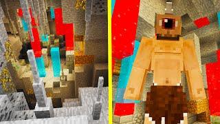 10 Underground Mods to  mprove Minecraft Caves Cave Update