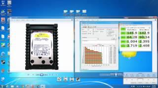 SSD & HD Benchmarks - Samsung 840 Pro Series, WD VelociRaptor 600GB, WD Black 1.5TB & 2TB
