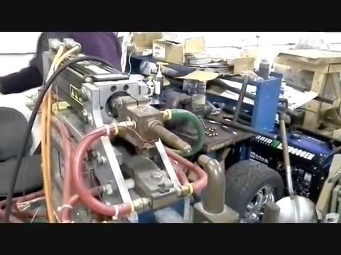 Solid state welding method