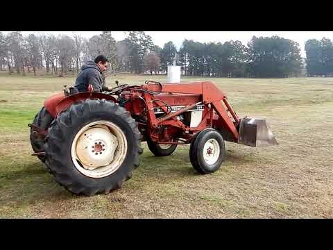 International 384 tractor for sale at auction | bidding closes January 23,  2019