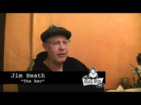 Reverend Horton Heat Euro Tour 2011