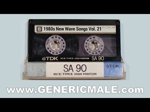 80s New Wave / Alternative Songs Mixtape Volume 21