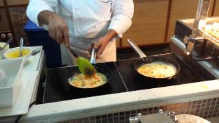 JA Palm Tree Court -Dubai - Breakfast Omelette