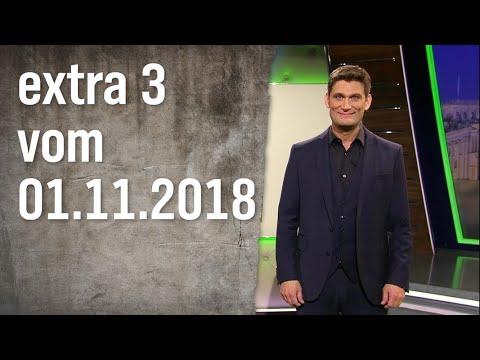 Extra 3 vom 01.11.2018 | extra 3 | NDR
