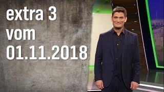 Extra 3 vom 01.11.2018