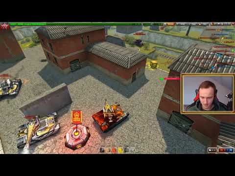 ●ESL HARD TeamPointers Vs Penguins [ TANKIONLINE/ТАНКИОНЛАЙН ]