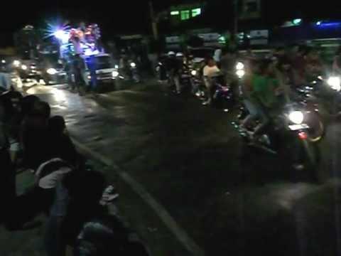 Malam Takbiran Kota Demak Jawa Tengah (2)