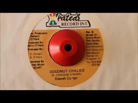 DAWEH CONGO - COCONUT CHALICE