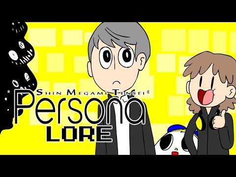 LORE -- Persona Lore in a Minute!