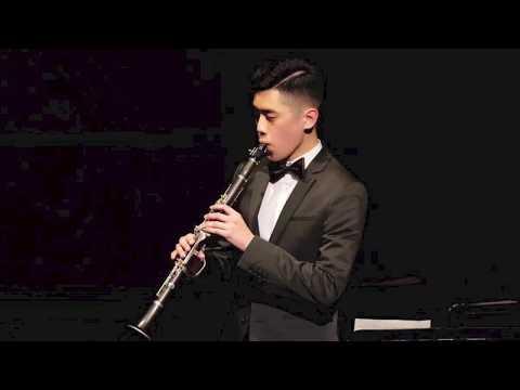 Weber Grand Duo Concertant in E-flat, op. 48 - 3rd movement - Jack Li & Scott Meek