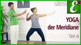 Yoga für Anfänger: Kurs YOGA der Meridiane — Teil 4