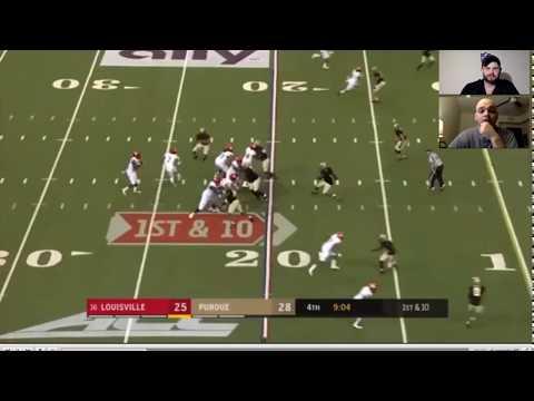 2018 NFL Draft Film Room: Louisville Quarterback Lamar Jackson
