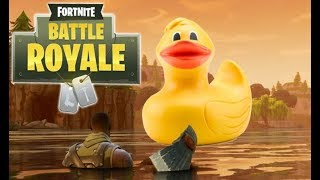 WHERE TO FIND ALL RUBBER DUCKIES IN FORTNITE !!