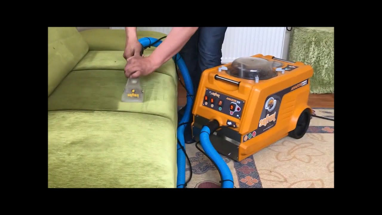 New Professional Sofa Cleaning Machine Little But Very Strong Youtube