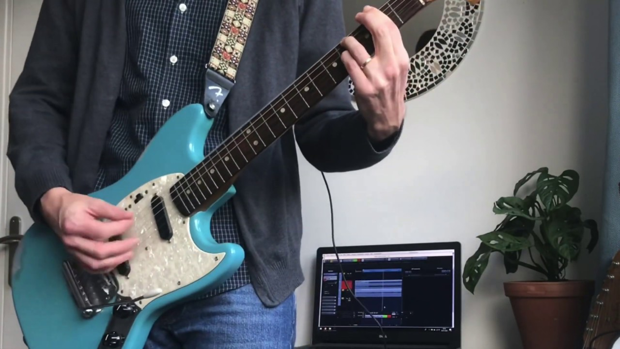 Impro #31 grunge post rock mustang big muff neo clone