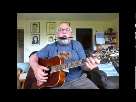 12 String Guitar And Harmonica Fare Thee Well Northumberland Including Lyrics And Chords