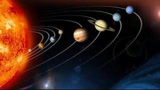 Güneş Sistemimizdeki Gezegenlerin Büyüklük Sıralaması