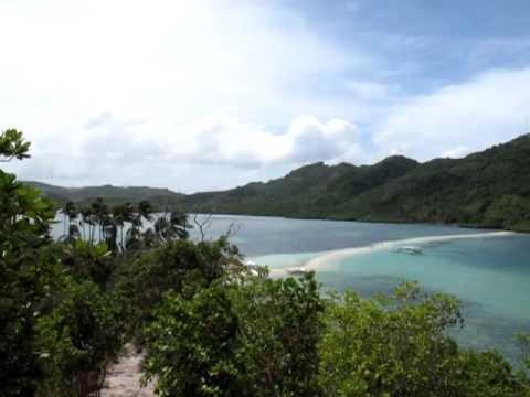 Snake Island El Nido Palawan Philippines