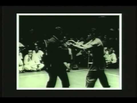 ブルース・リー模範演技 (国際空手選手権大会)