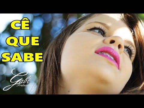 Cê Que Sabe - Gabi Fratucello (HOMENAGEM AO CRISTIANO ARAÚJO)
