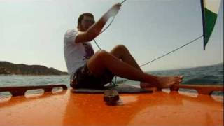 Sailfish (sailboat) Waterbury Alcort, Inc. (1945) GoPro