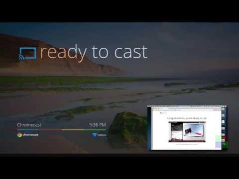 Chromecast Setup  Netflix, YouTube and Tab Mirroring