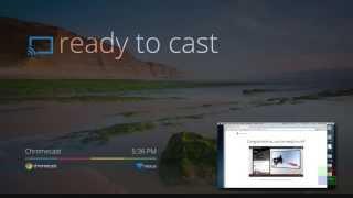 Chromecast Setup + Netflix, YouTube and Tab Mirroring