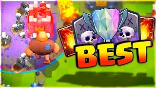 BEST GRAVEYARD DECK - Clash Royale - Top 200 Deck