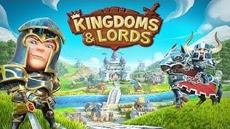 Kingdoms & Lords - Universal - HD Gameplay Trailer