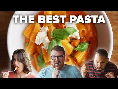 The Tastiest Pasta I've Ever Eaten