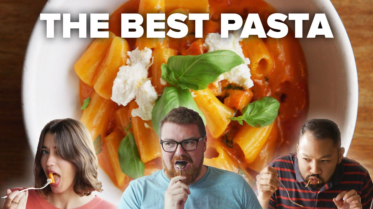 maxresdefault - The Tastiest Pasta I've Ever Eaten