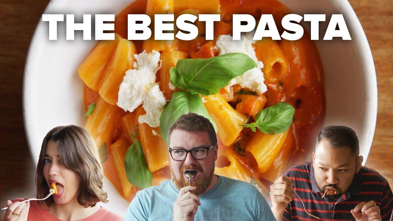 maxresdefault - The Tastiest Pasta I've Ever Eaten