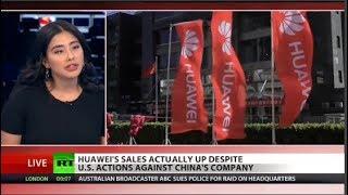 How Huawei is defying odds despite US pressure