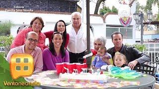 La familia de José José y Anel Noreña lo felicitan por su cumpleaños con un emotivo video.