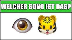 Schaffst du es diese Songs zu erraten? (Das große Emoji Song Quiz)