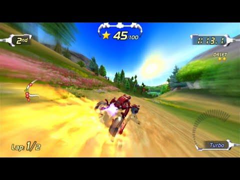 ExciteBots: Trick Racing ... (Wii)