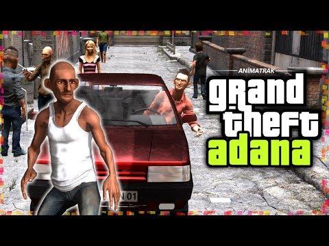 Animatrak - Grand Theft Adana (Kız Kaçırma Görevi)