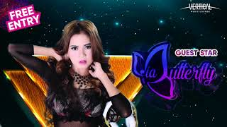 Dj Lia Butterfly Di Vertical Music Lounge
