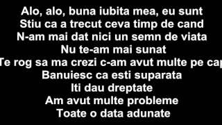 Nicoleta Nuca si Cabron -Nu mai suport (versuri oficial )